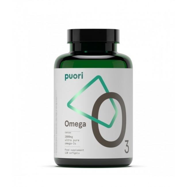 Puori O3 Omega 2000 mg
