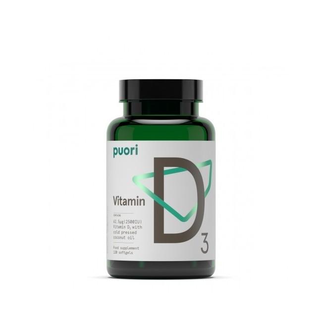 D3 - Vitamina D - 2500IU