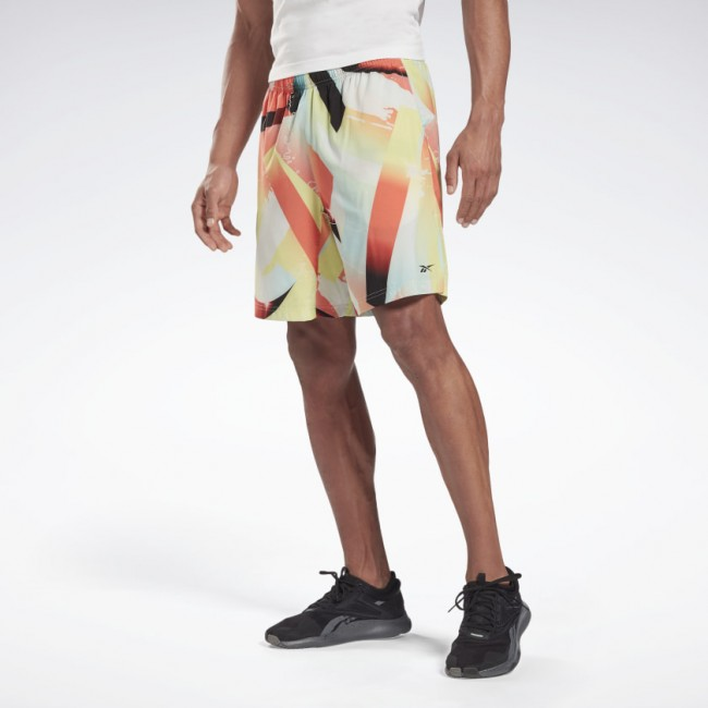 Austin II Shorts Orange